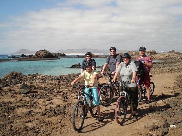 Lobos Island Family Tour